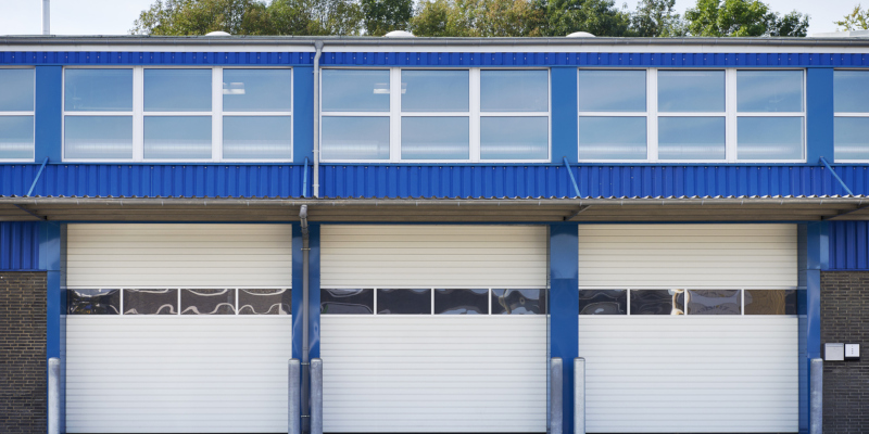 commercial door installation can help you save time